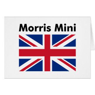 Morris Mini Card