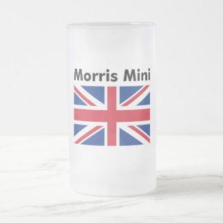 Morris Mini Frosted Glass Beer Mug