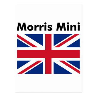 Morris Mini Postcard