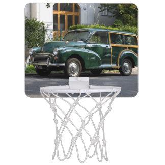 Morris Minor 1000 Traveller Mini Basketball Hoop