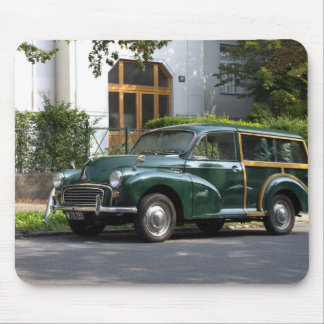 Morris Minor 1000 Traveller Mouse Pad