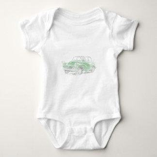 Morris Minor (Biro) Baby Bodysuit