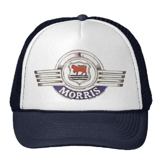 Morris Minor Car Classic Vintage Hiking Duck Trucker Hat