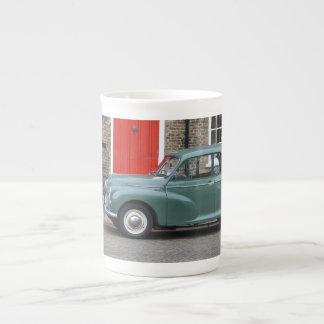 Morris Minor Classic Car Mug Tea Cup