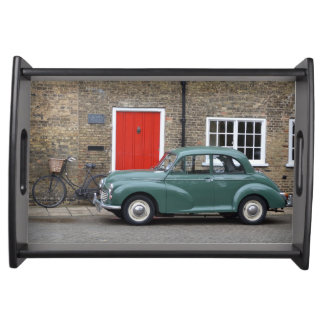 Morris Minor Classic Car Tray Serving Trays