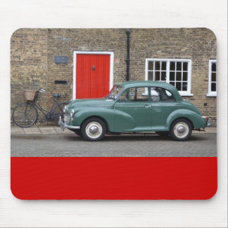 Morris Minor Mouse Pad