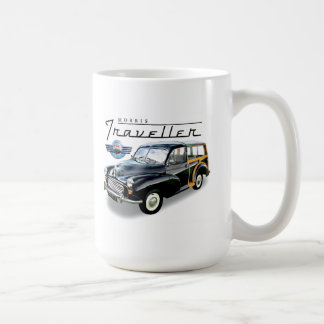 Morris Minor Traveller Coffee Mug