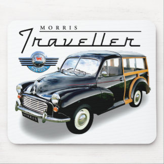 Morris Minor Traveller Mouse Pads