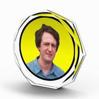 Morris octagonal de acrílico grande
