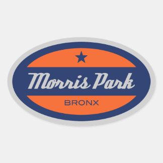 Morris Park Oval Sticker