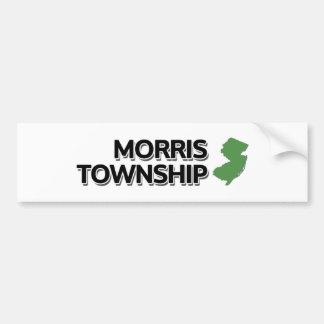 Morris Township, New Jersey Bumper Sticker