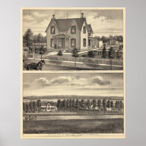 Morrison and Greenamyre, Nebraska Posters