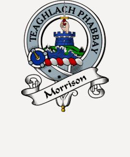 Morrison Clan Badge Tee Shirts