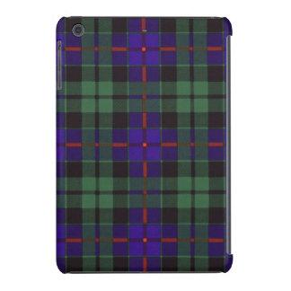 Morrison clan Plaid Scottish tartan iPad Mini Case