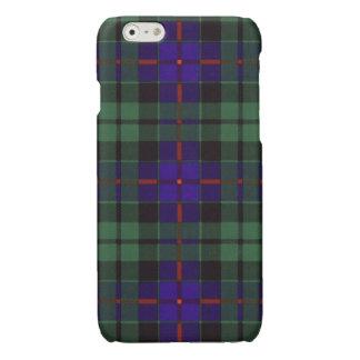 Morrison clan Plaid Scottish tartan Glossy iPhone 6 Case