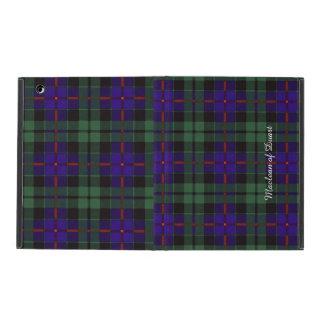 Morrison clan Plaid Scottish tartan iPad Cover