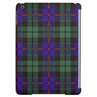 Morrison clan Plaid Scottish tartan Cover For iPad Air