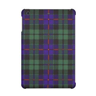 Morrison clan Plaid Scottish tartan iPad Mini Cases