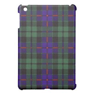 Morrison clan Plaid Scottish tartan Cover For The iPad Mini