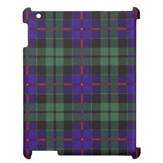 Morrison clan Plaid Scottish tartan Case For The iPad 2 3 4