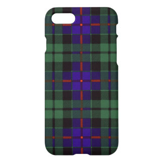 Morrison clan Plaid Scottish tartan iPhone 8/7 Case