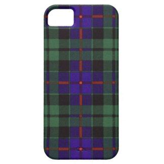 Morrison clan Plaid Scottish tartan iPhone SE/5/5s Case