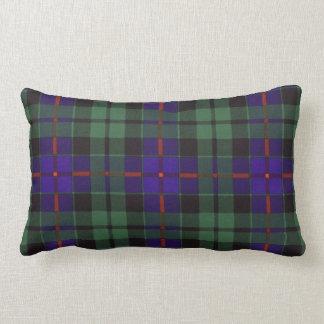 Morrison clan Plaid Scottish tartan Lumbar Pillow