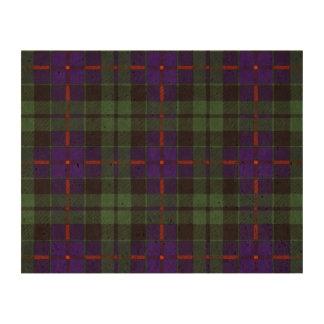Morrison clan Plaid Scottish tartan Queork Photo Print