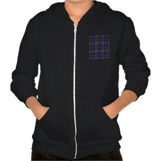 Morrison clan Plaid Scottish tartan Hooded Sweatshirt