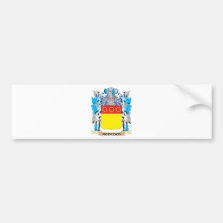 Morrison Coat of Arms - Family Crest Bumper Sticker