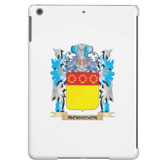 Morrison Coat of Arms - Family Crest iPad Air Cover