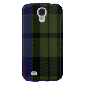 Morrison Scottish Tartan Samsung Phone Case