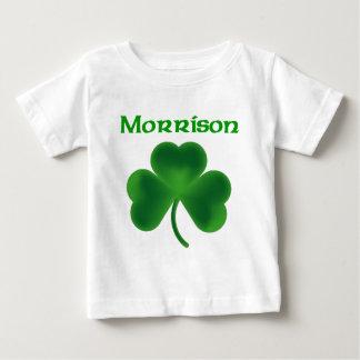Morrison Shamrock Baby T-Shirt