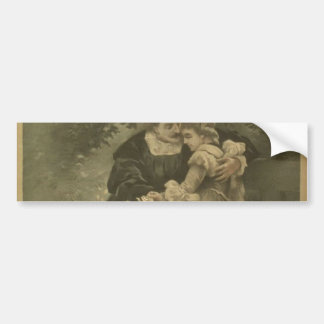 Morrison's of Faust, 'Faust and Marguerite' Bumper Sticker
