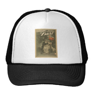 Morrison's of Faust, 'Faust and Marguerite' Trucker Hat