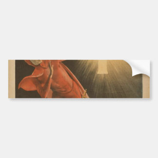 Morrison's of Faust, 'The Cross' Vintage Theater Bumper Sticker