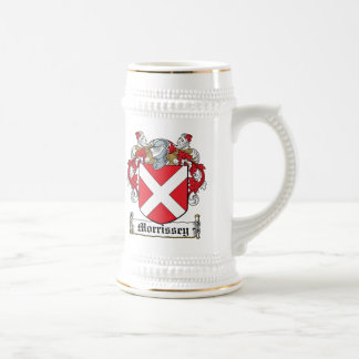 Morrissey Family Crest Coffee Mug