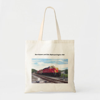 Morristown and Erie Railroad Engine #22 Bags