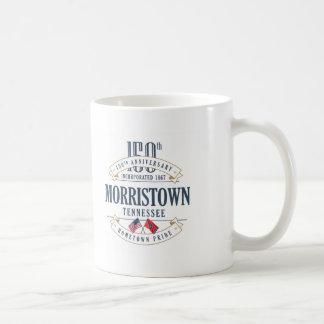 Morristown, Tennessee 150th Anniversary Mug