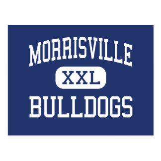 Morrisville - dogos - centro - Morrisville Tarjetas Postales