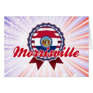 Morrisville, MES Tarjeta De Felicitación