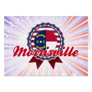 Morrisville, NC Tarjeta De Felicitación