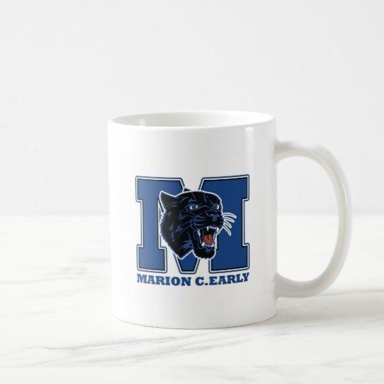 Morrisville Panther Coffee Mug