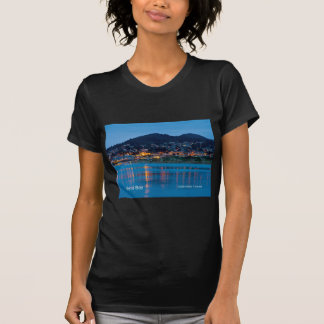 Morro Bay After Dark California Products T-Shirt