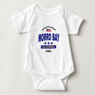 Morro Bay California Baby Bodysuit