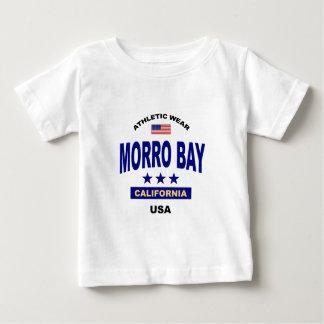 Morro Bay California Baby T-Shirt