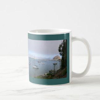 Morro Bay for the Office Classic White Coffee Mug