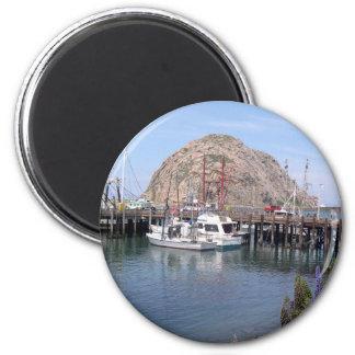 Morro Bay Memories for Your Fridge Door Magnet