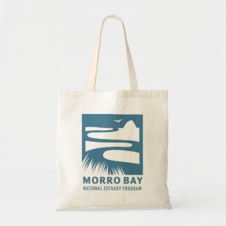 Morro Bay National Estuary Program Logo Tote