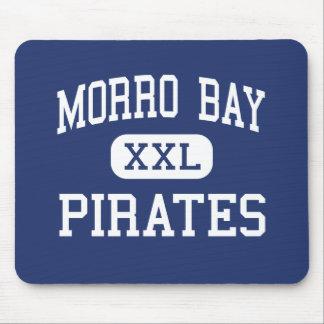Morro Bay - Pirates - High - Morro Bay California Mouse Mats
